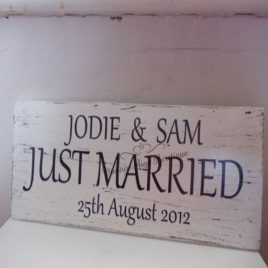 Personalised-Sign-6-Just-Married-Personalised-Names