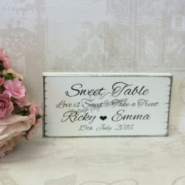 Food-And-Drink-Sign-6-Sweet-Table-Love-Is-Sweet-take-A-Treat-Personlised-Names