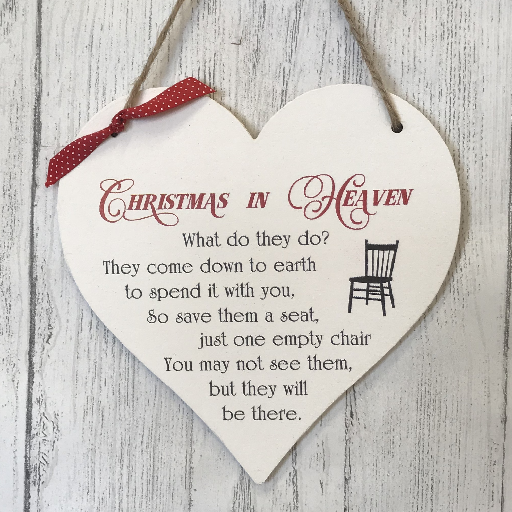 Christmas In Heaven What Do They Do.Christmas In Heaven What Do They Do Remembrance Sign